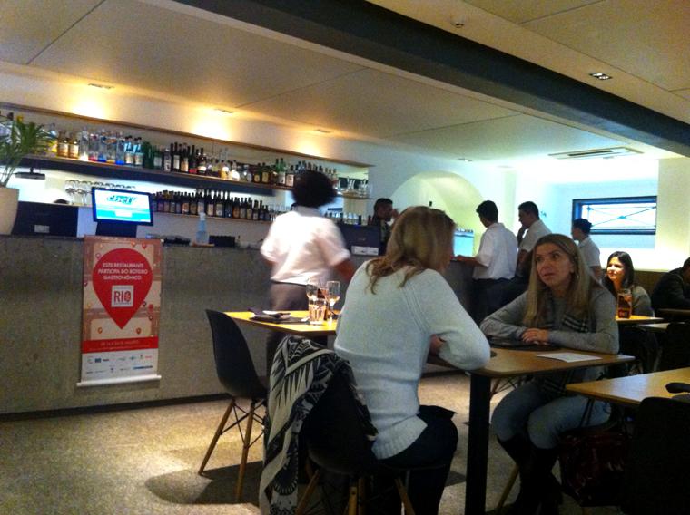 Restaurante Mira RJ 2