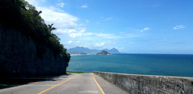 Estrada da Prainha RJ
