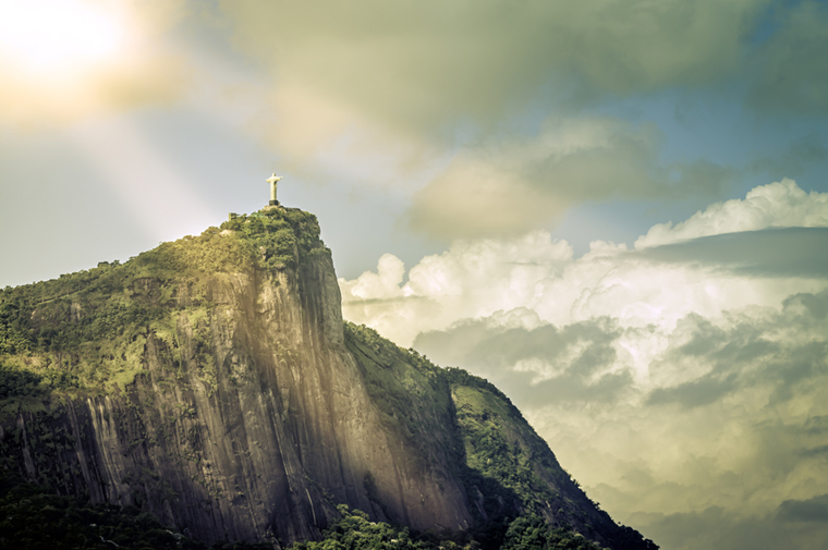 Trilha do Corcovado
