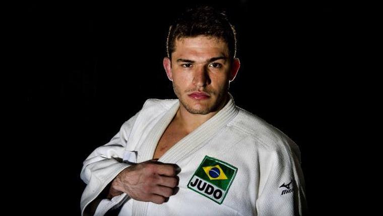 DESTAQUE Judoca Victor Penalber