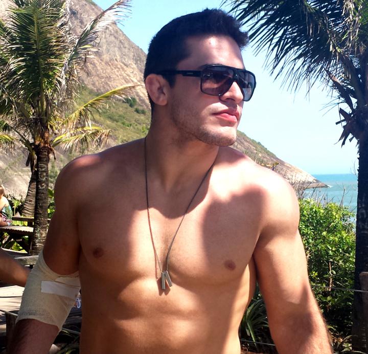 Judoca Victor Penalber 6