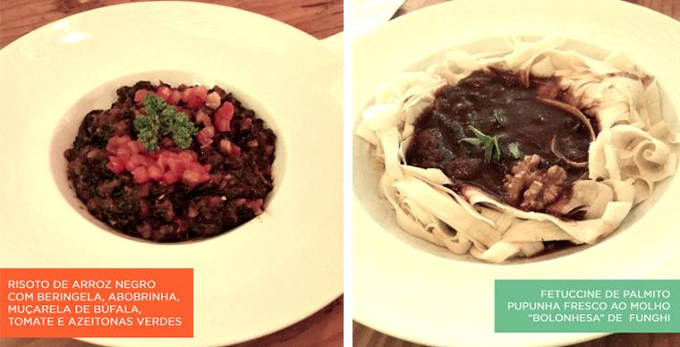 Pomar Organico pratos