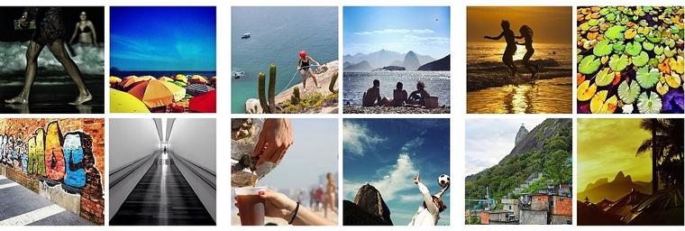 Instagram Cariocapics