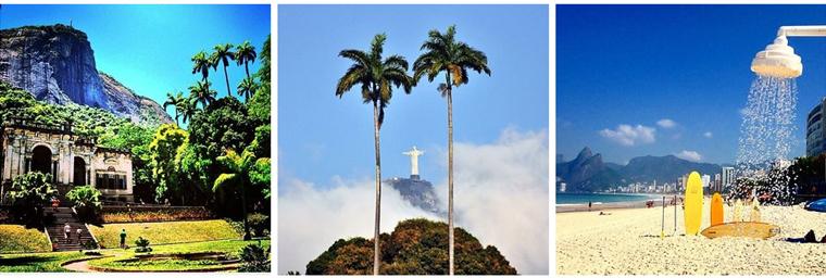 Instagram Rio Embassadors