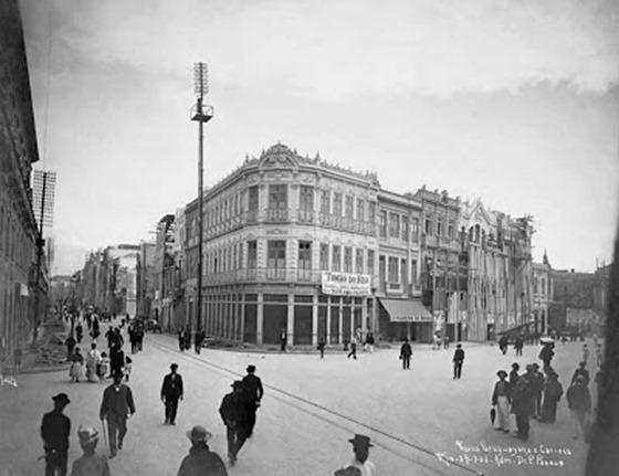 Rua Uruguaiana