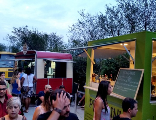Food Truck Festival - destaque