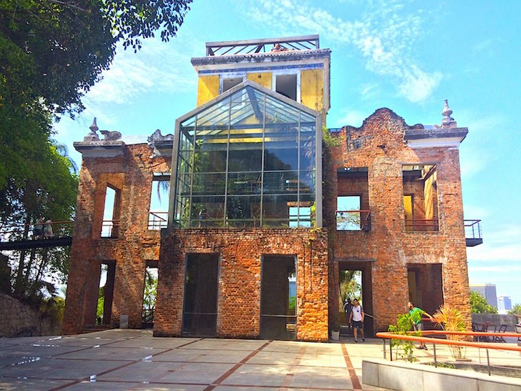 Centro Cultural Parque das Ruinas