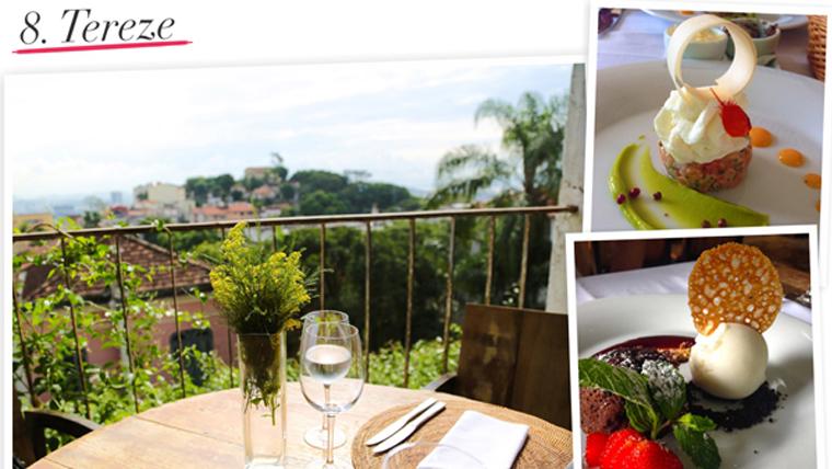 Restaurante romantico - destaque