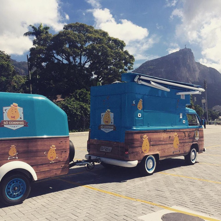 So Coxinhas Food Truck 1