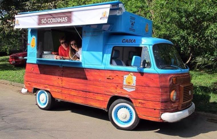 So Coxinhas Food Truck 4