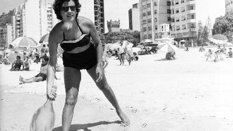 Frescobol Copacabana - destaque