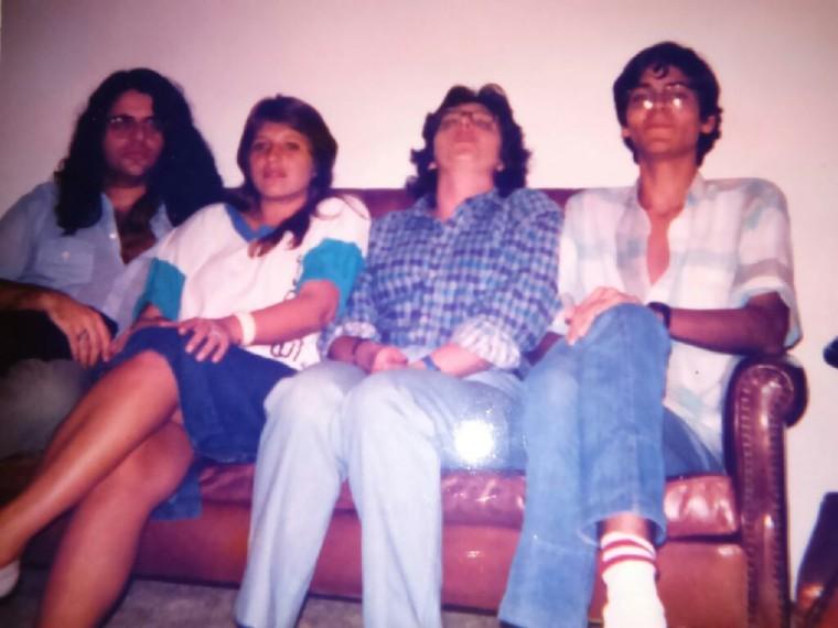 Patricia Cabral e Jacinto Correa - antiga