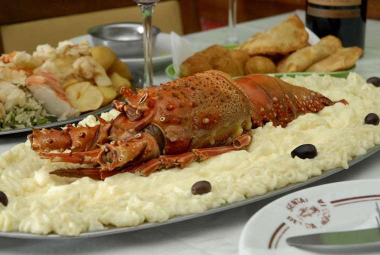 Restaurante Sentaí_ o rei da lagosta
