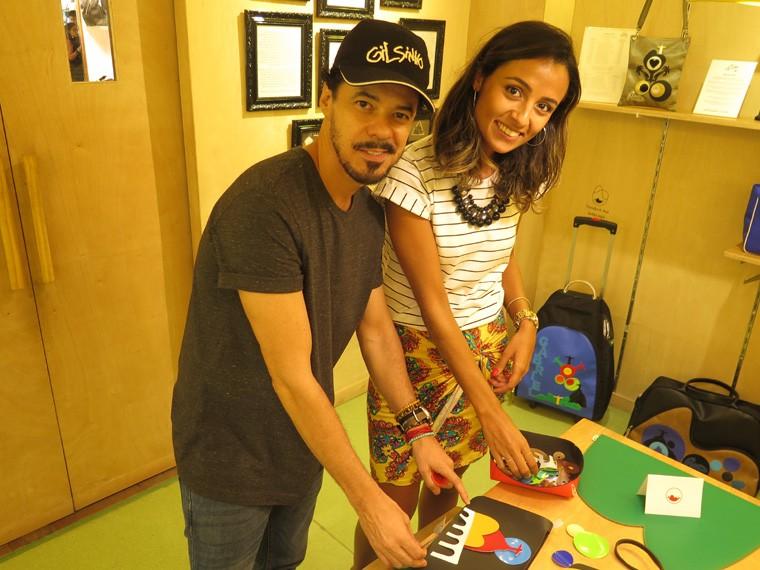 Gilson Martins e Thata Monteiro 2