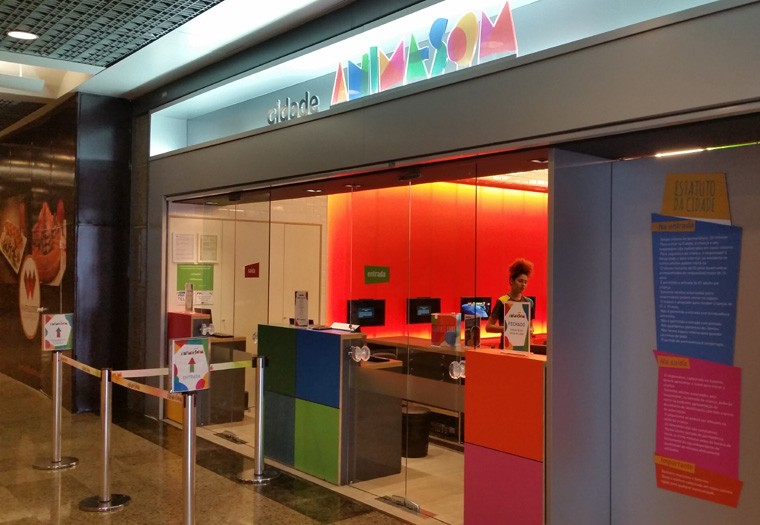 Shopping Rio Design Barra 20