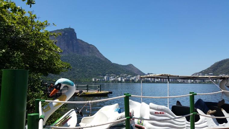 Lagoa Rodrigo de Freitas 1