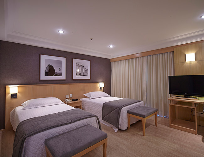 Hotel Transamerica Barra