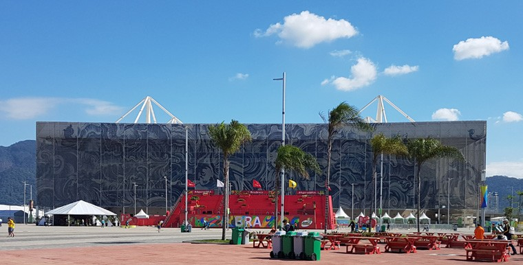 Parque Olimpico Barra 19
