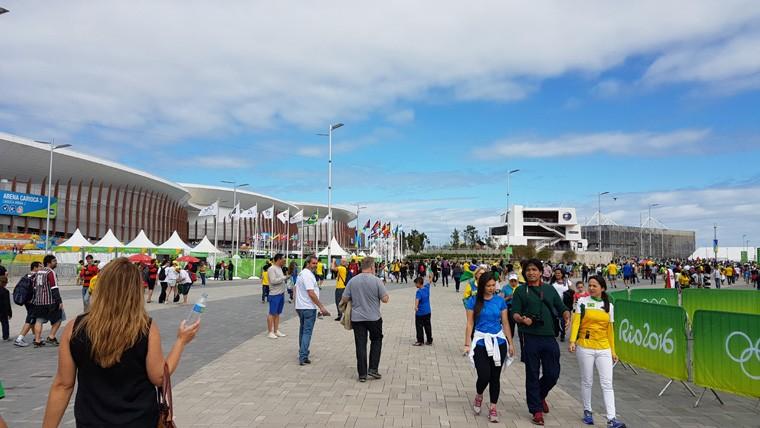 Parque Olimpico Barra 2