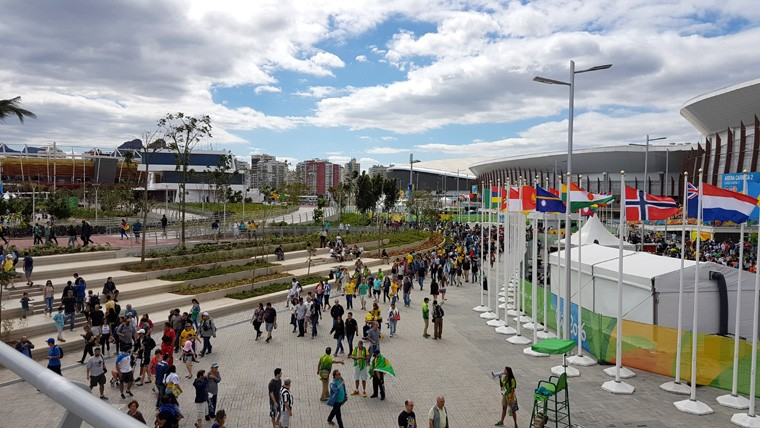 Parque Olimpico Barra 3