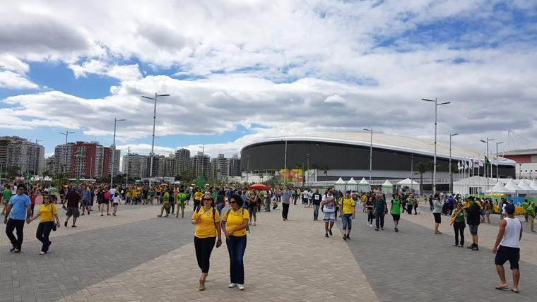 Parque Olimpico Barra 4