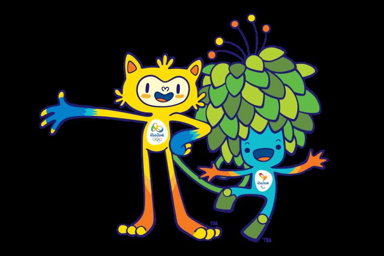 mascotes olimpiadas rio 2016