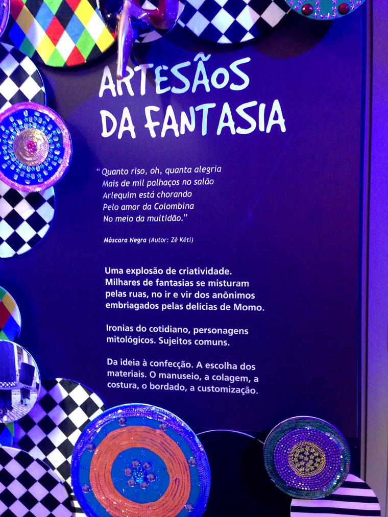 Artesanato De Olinda Pernambuco ~ Artes u00e3os da Folia no CRAB Rio de Janeiro A Cara do Rio