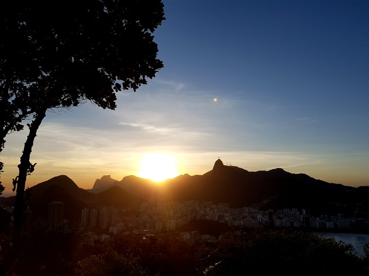 Sunset no Morro da Urca 6