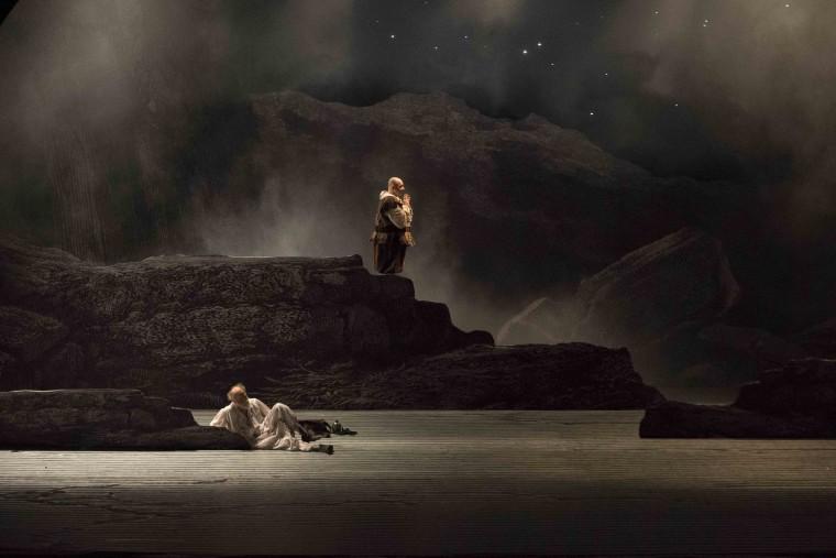 Ópera Don Quixote- Gregory Heinhart e Eduardo Amir