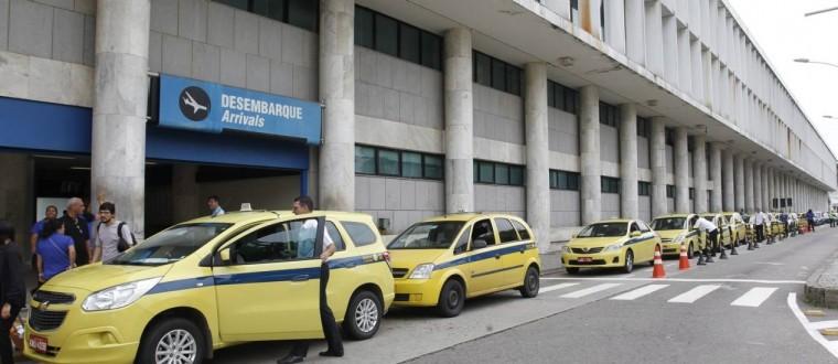 taxis comuns santos dumont