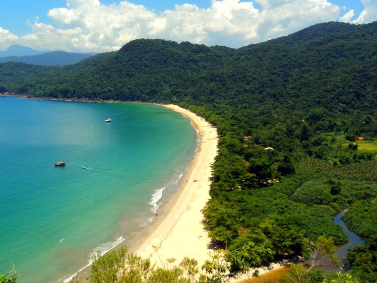 Praia do Sono (Foto: Guasca Tour)