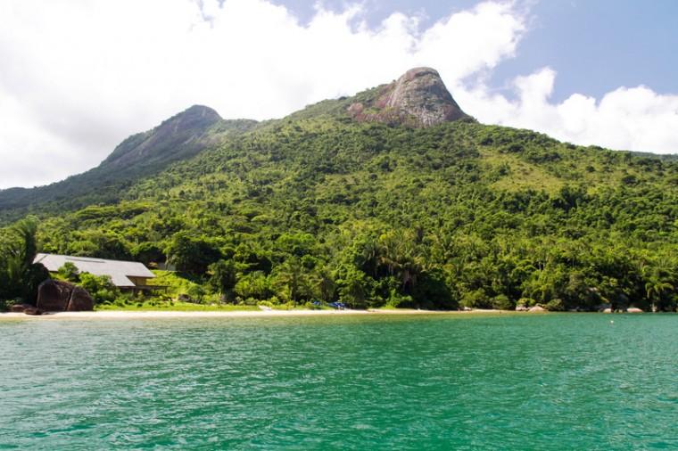 Praia e casa onde foi filmado Amanhecer - Parte 2
