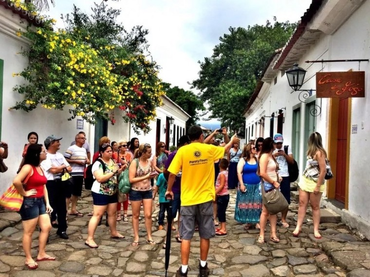 Paraty city tour 1