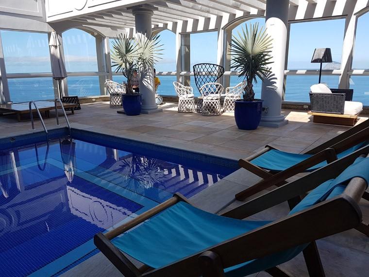 Ocean Lounge Sofitel Ipanema 1