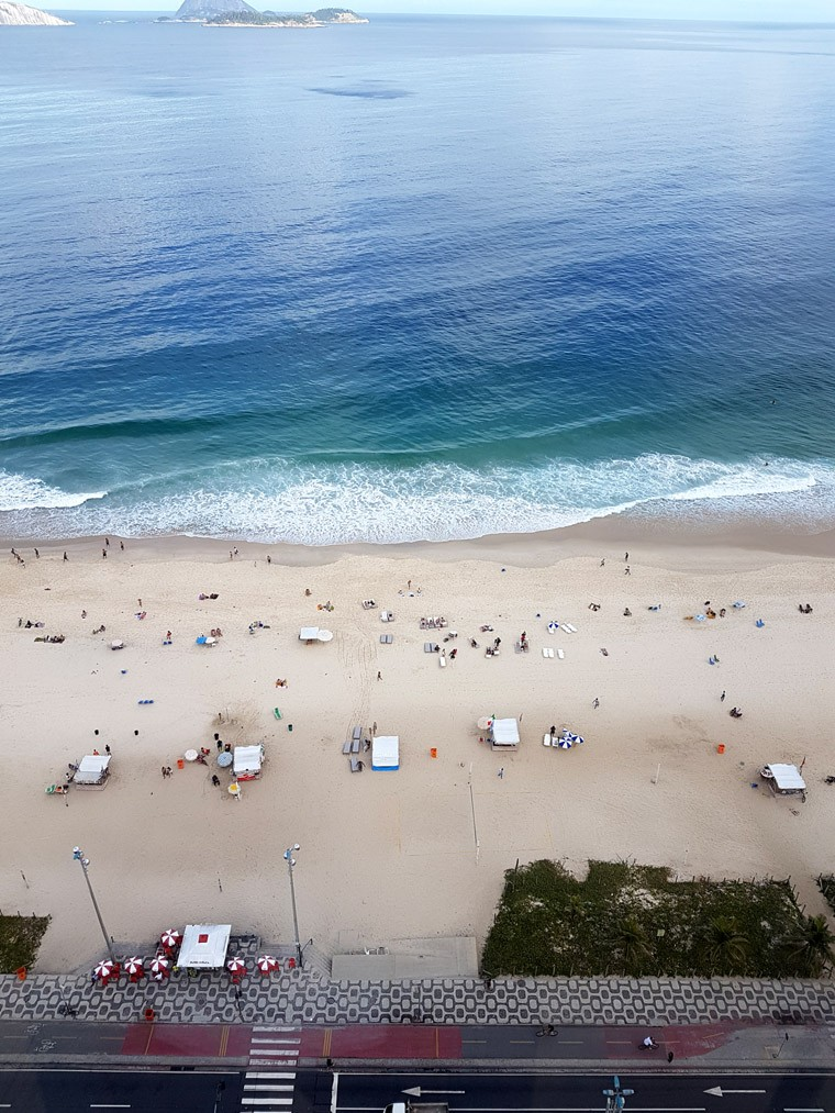 Ocean Lounge Sofitel Ipanema 2