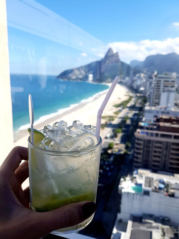 Ocean Lounge Sofitel Ipanema 5