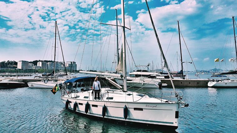 Passeio de veleiro no rio_destaque