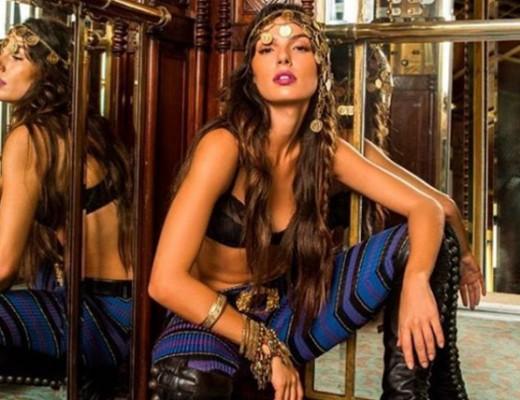 Rainha Isis Valverde_bloco do copa