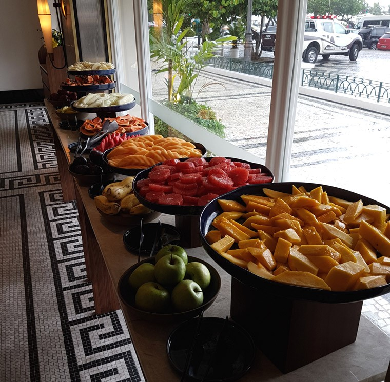 Cafe da manha Copacabana Palace_1