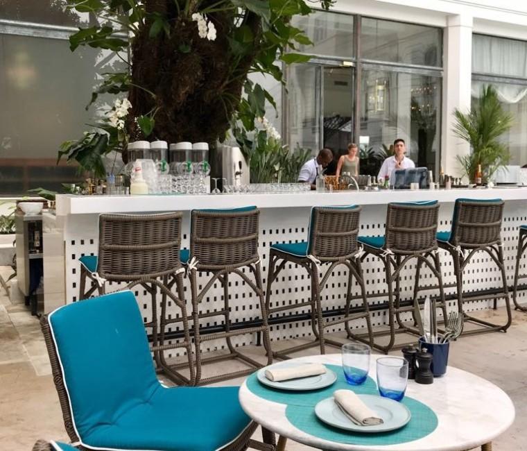 Pool Bar Pergula Copacabana Palace